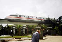 2001 Transrapid